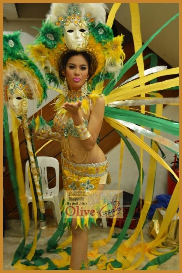 Mona Yamat of Mapua